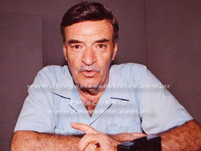 en 2003 Muere el reconocido locutor catamarqueño Luis Oscar Aísa